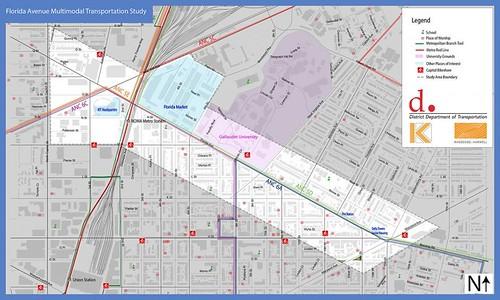 Florida Ave Multimodal Transportation Study