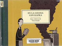 Tom Gauld, En la cocina con Kafka