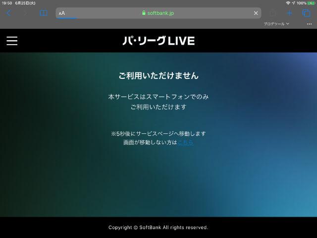 iPadOS13パブリックベータSafari