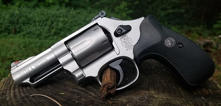 Smith Wesson 66-8 Combat Magnum | by Slick_Rick77