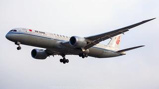 BOEING 787-9 (B-1466) AIR CHINA | LAX-KLAX