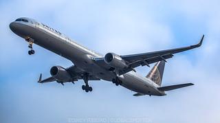 BOEING 757-300 (N78866) UNITED AIRLINES | LAX-KLAX