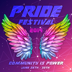 Pride Festival 2019 starts tomorrow!