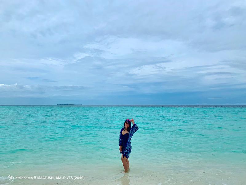 2019 Maldives Sandbank