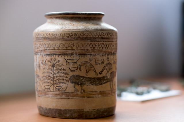 Restitution aux autorités pakistanaises d'un trésor archéologique
