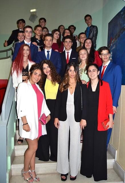 Graduación 4º ESO 2019