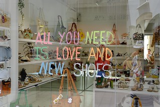Woman & shoes
