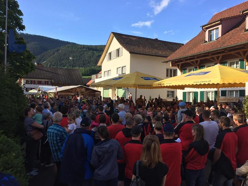 Brunnenfest 2019 in Laupersdorf