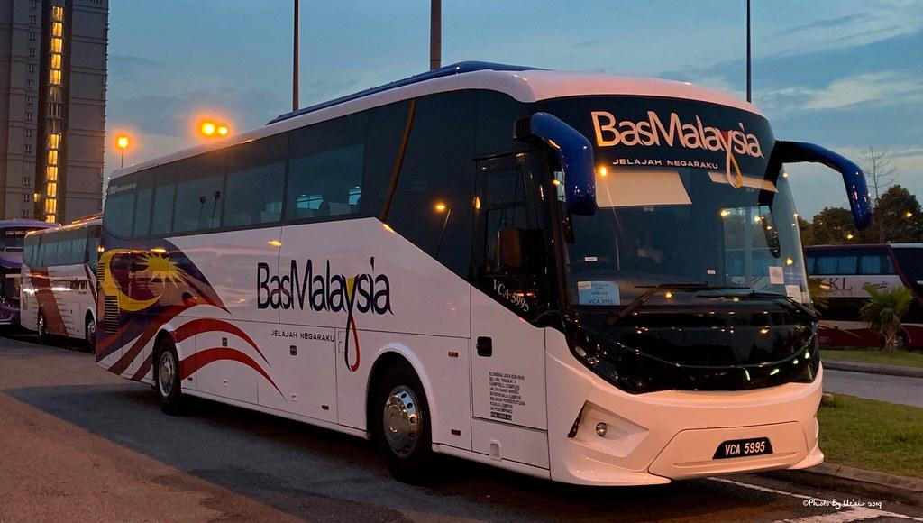 Bas Malaysia  permitted under Eltabina Jaya VCA5995 SKSBUS E138i
