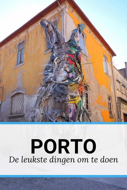 Doen in Porto: de leukste dingen om te doen in Porto | Mooistestedentrips.nl