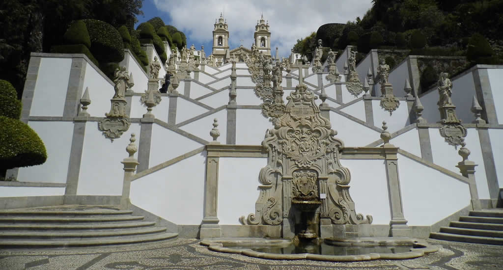 Braga, Portgal: Bom Jesus do Monte | Mooistestedentrips.nl