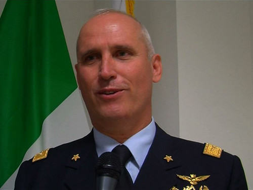 Generale di Squadra Aerea Gianni Candotti