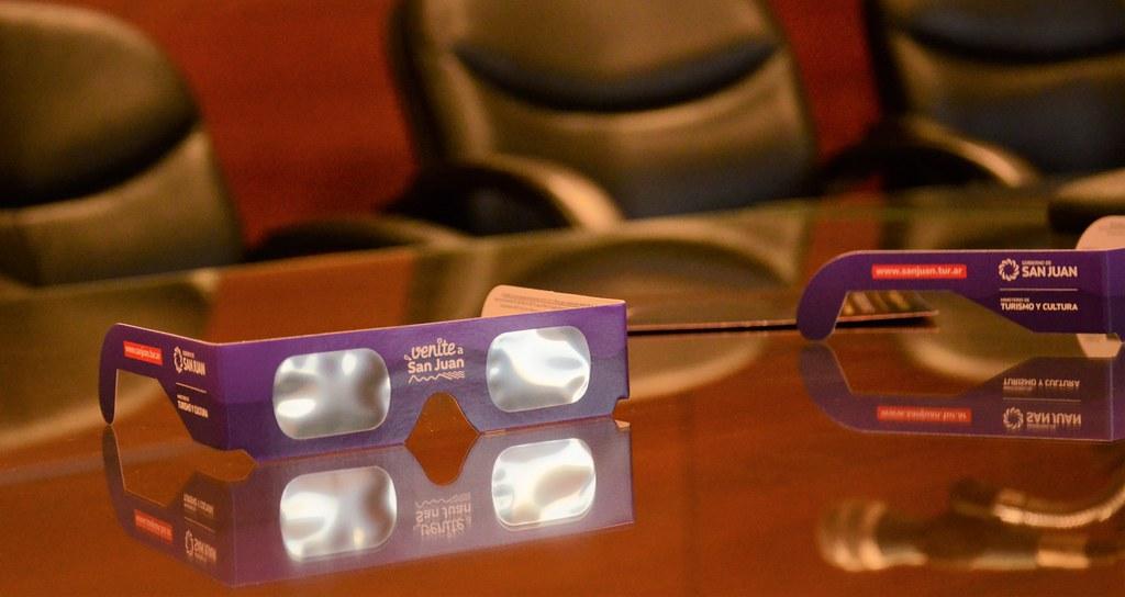 2019-06-25 SALUD: Recomendaciones Eclipse Solar