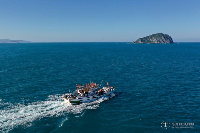 棒受網漁船