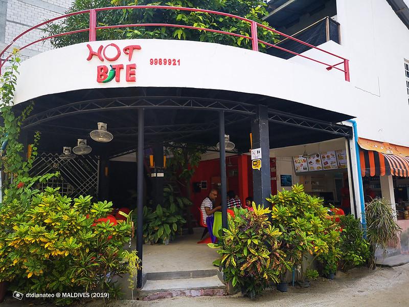 2019 Maldives Hot Bite Restaurant