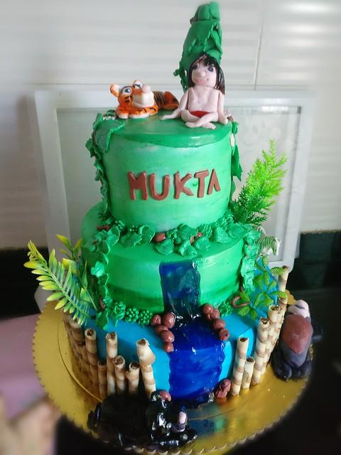 Cake by Prajakta Deshmukh