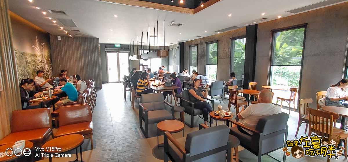 Starbucks Coffee星巴克本館店-19