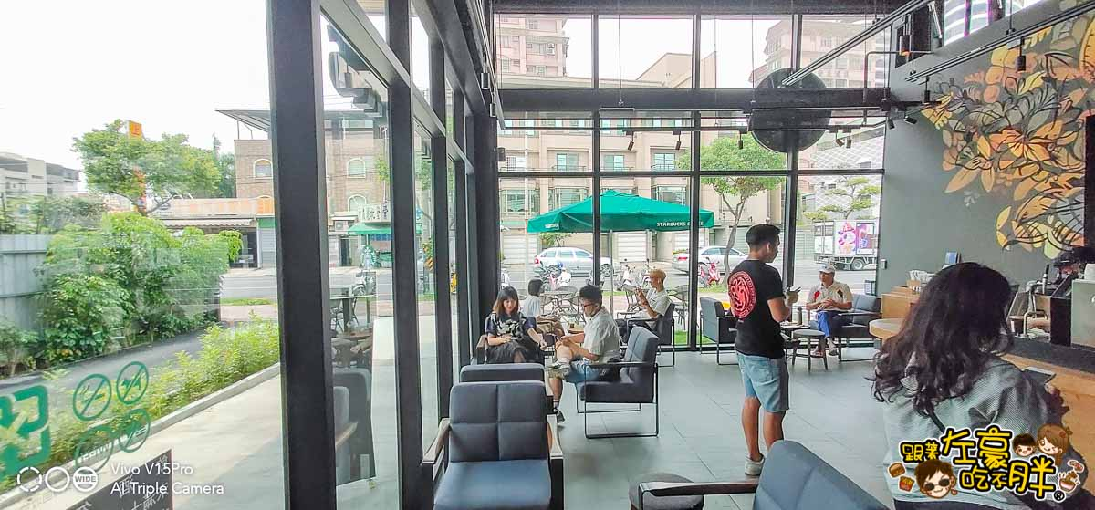 Starbucks Coffee星巴克本館店-18