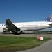 N215UA UNITED 777-222 at KCLE