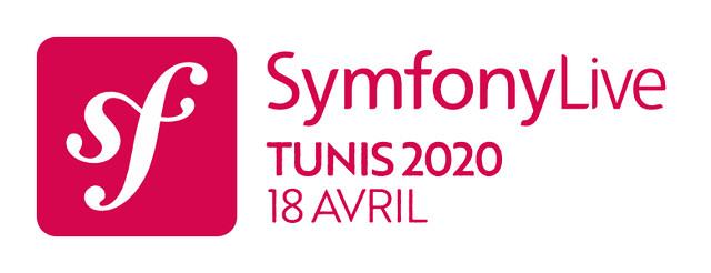 SymfonyLive Tunis 2020 Conference Logo