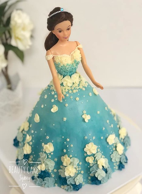 Princess Cake by Naddy Ineam of Beauty Cakes Sydney
