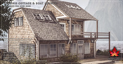 Trompe Loeil - Hyannis Cottage & Boat Lounge for Uber June