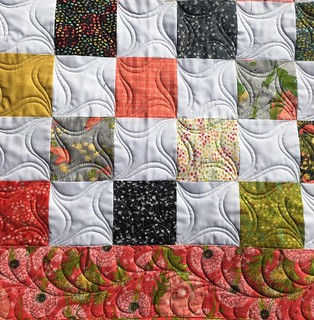 Just Dandy - Quilting