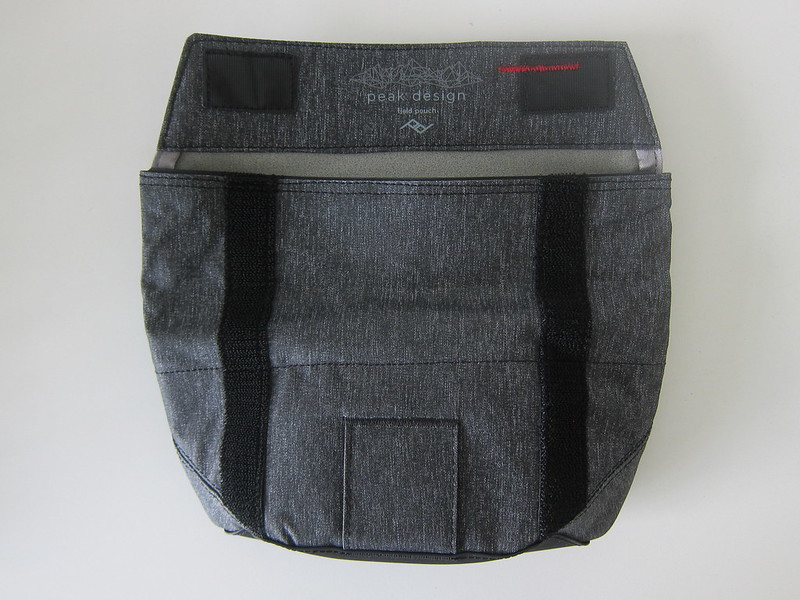 Peak Design Field Pouch - Open