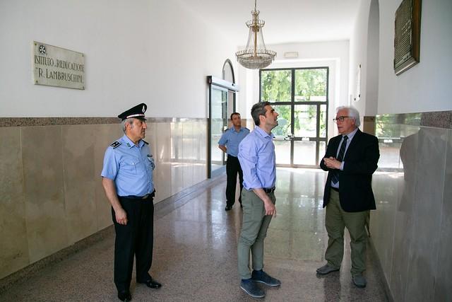 2019 06 25 Pizzarotti Scuola Polizia Penitenziaria Certosa di San Girolamo Flickr-26