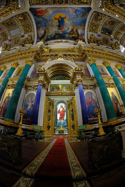 XE3F8086 - Catedral de San Isaac (San Petersburgo) - Saint Isaac's Cathedral  (Saint Petersburg) - Исаа́киевский Собо́р (Санкт-Петербург)