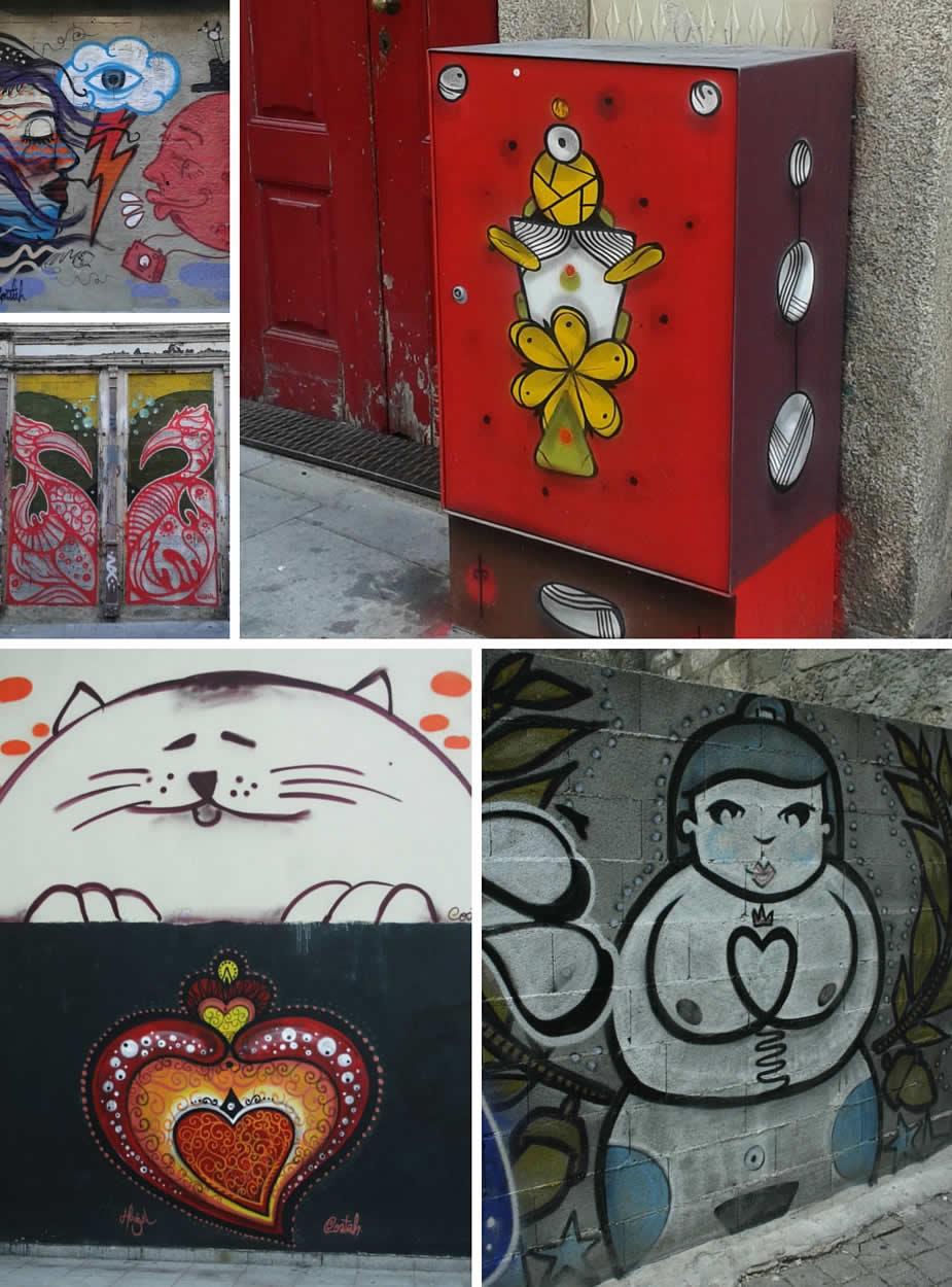 Street art in Porto, bekijk de tips | Mooistestedentrips.nl