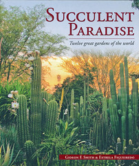 Succulent Paradise by Gideon F. Smith & Estrela Figueiredo (book)