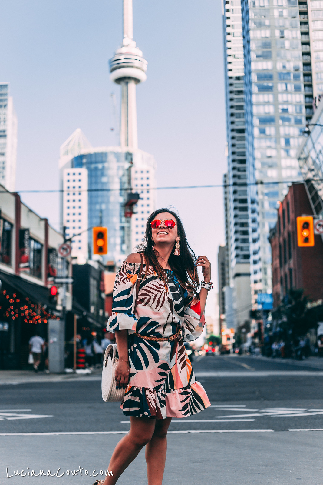 WHAT I WORE - SUMMER EN TORONTO
