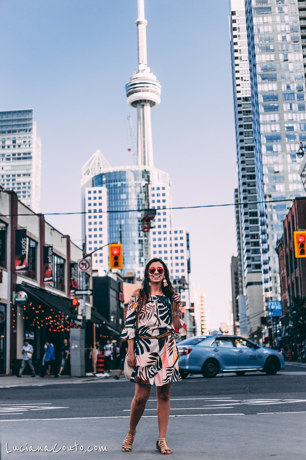 WHAT I WORE - SUMMER IN TORONTO