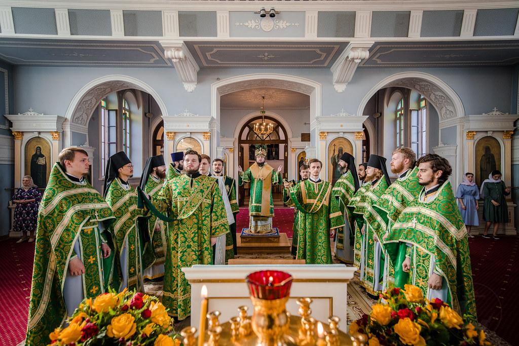 25 июня 2019, Литургия / 25 June 2019, Divine Liturgy