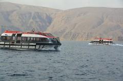 Oman - Khasab - Paseo por el Mar