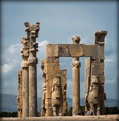 Persépolis ( Apadana)