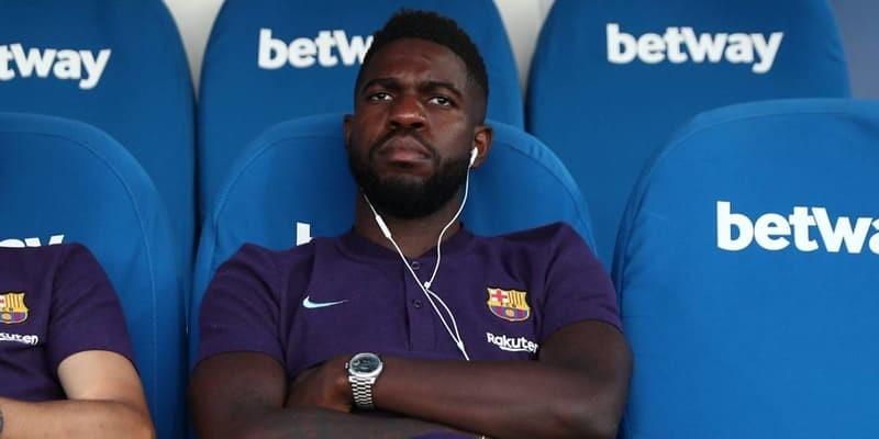 Striker Samuel Umtiti Siap Tampil 200 Persen Bagi Barcelona