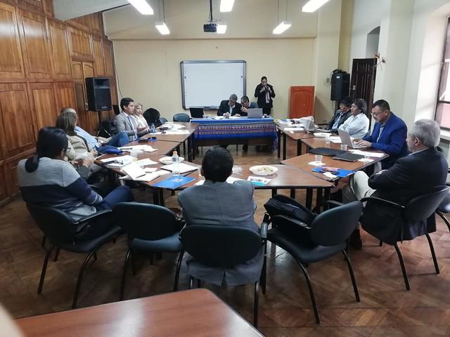 La sociedad civil analiza reformas a la LOEI