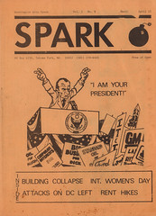 Last missing issue of original Spark: 1973
