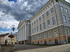 Tartu University, Estonia