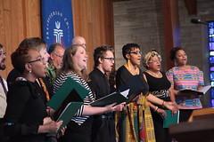 Inauguration-Student-led Worship Service
