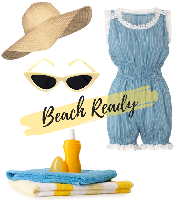 Beach Ready Outfit