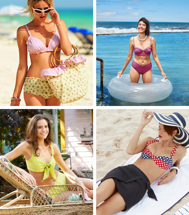 Burda Swimsuit Patterns