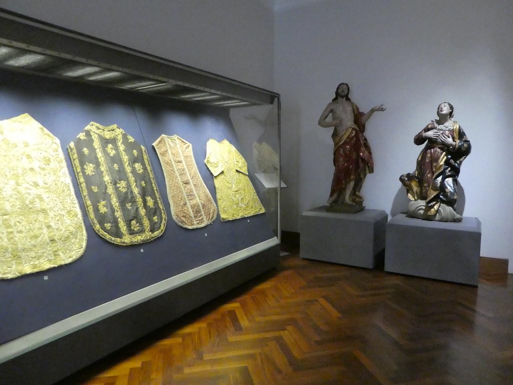 Catania Diocesan Museum, Sicily