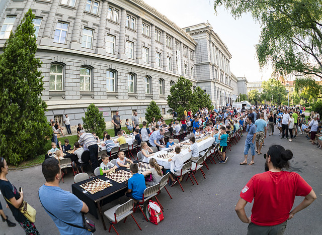 Zagreb 2019: Opening Day by Lennart Ootes