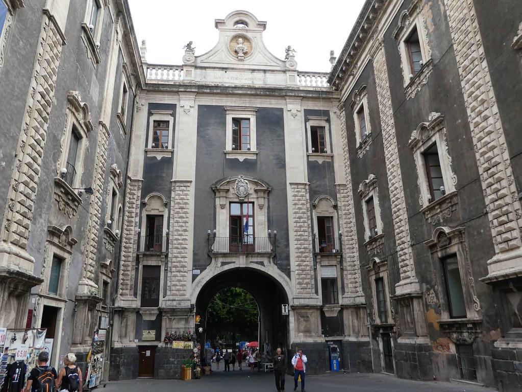 Tourist Office, Catania, Sicily