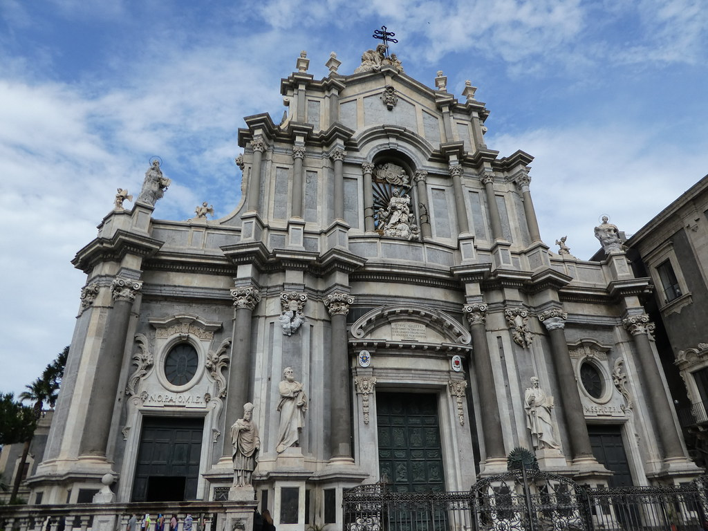 Catania Cathedral, Sicily