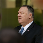U.S. Secretary of State Michael R. Pompeo travels to Saudi Arabia, UAE, India, Afghanistan, Japan and South Korea on June 23 to July 1, 2019.