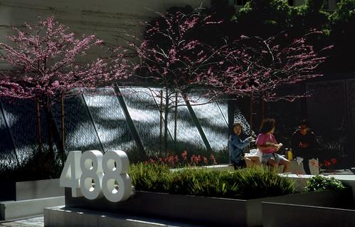 Sempra Building Garden